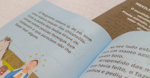 Dorina Nowill lança coleção de livros em braile sobre o folclore