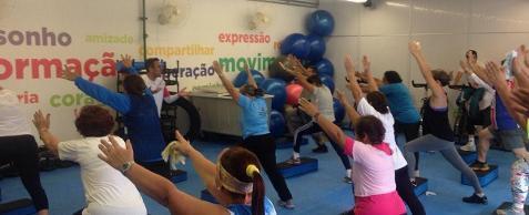 Sesc Interlagos oferece Programa de Ginástica Multifuncional