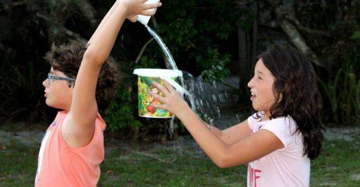 Ideias de gincanas para estimular e gastar a energia das crianças