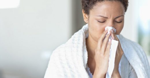 Cuidados simples para evitar crises de rinite