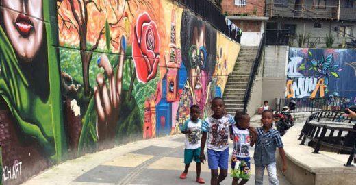 Comuna 13, a favela em Medellín que se tornou atração turística