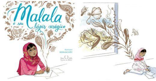 Em novo livro, Malala narra sua própria infância no Talibã