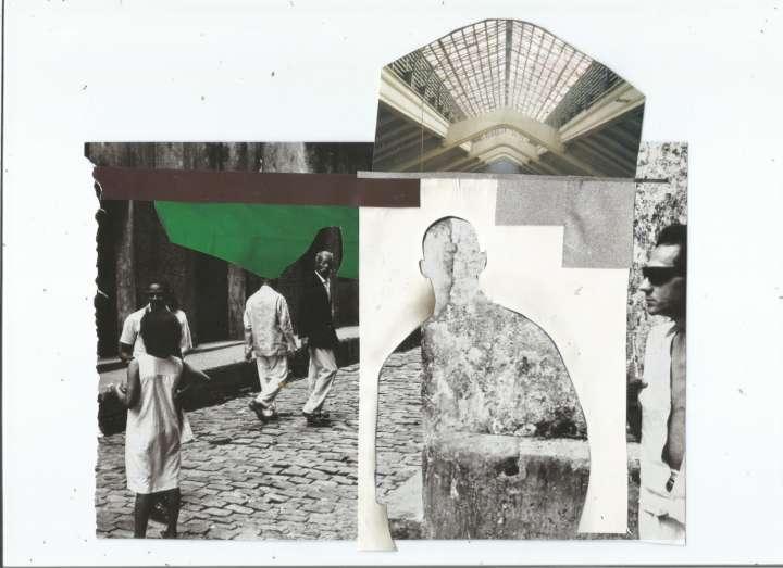 Obra sem título de Luiza de Alexandre é destaque da exposição