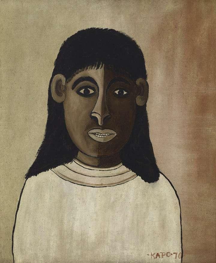 "Obra Gene (1970), de Mallica ""Kapo"" Reynolds"