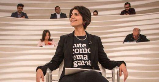 'É regra, não exceção', diz Manuela sobre machismo no Roda Viva