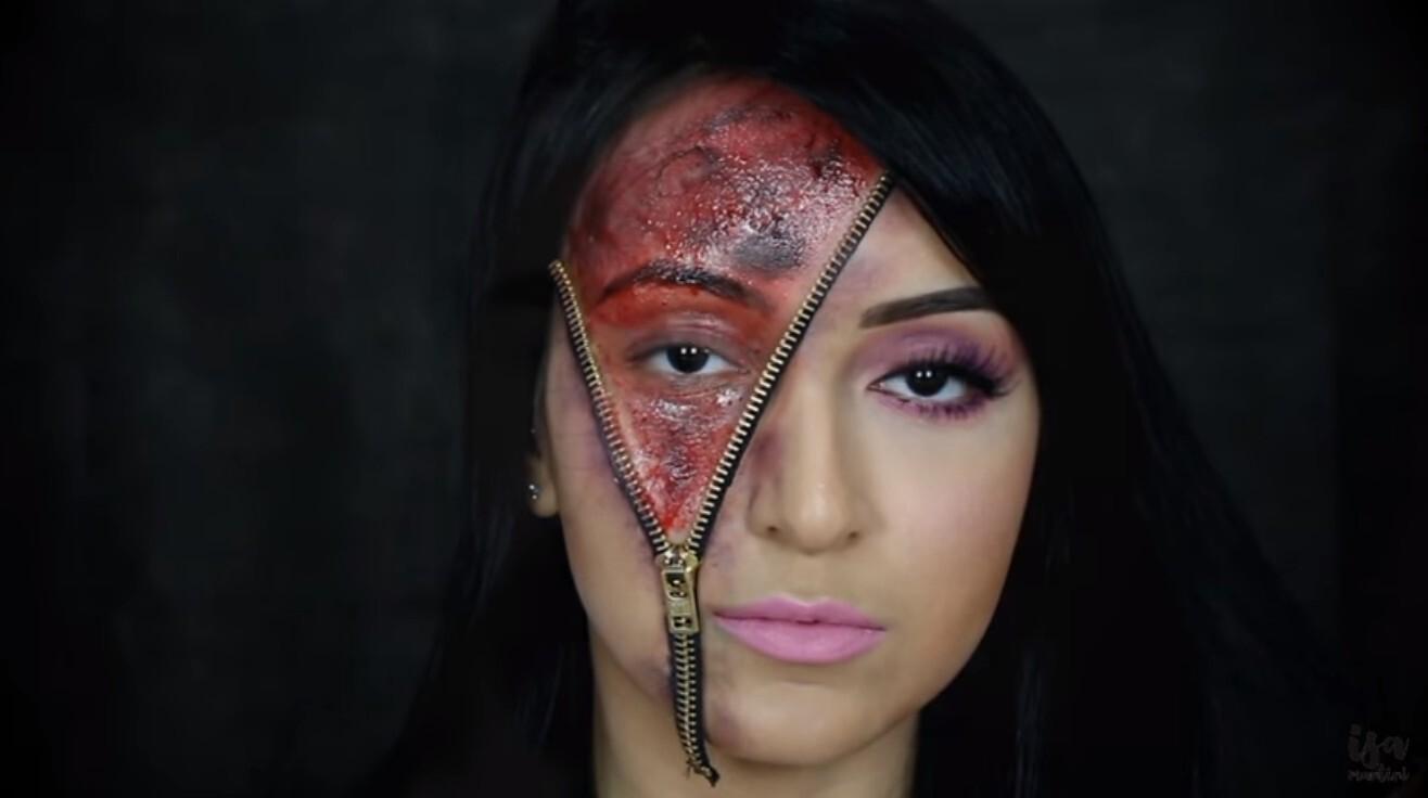 8 Maquiagens Horripilantes E Baratas Para Curtir O Halloween