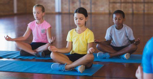 Escola americana substitui castigo por meditação