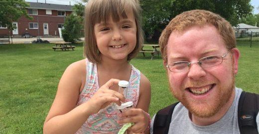 Rejeitada por amar insetos, Sophia, 8, escreve artigo científico