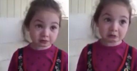 Menininha explica o motivo de não comer carne e vídeo viraliza