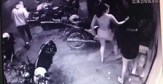 Mulheres espancam morador de rua no Distrito Federal
