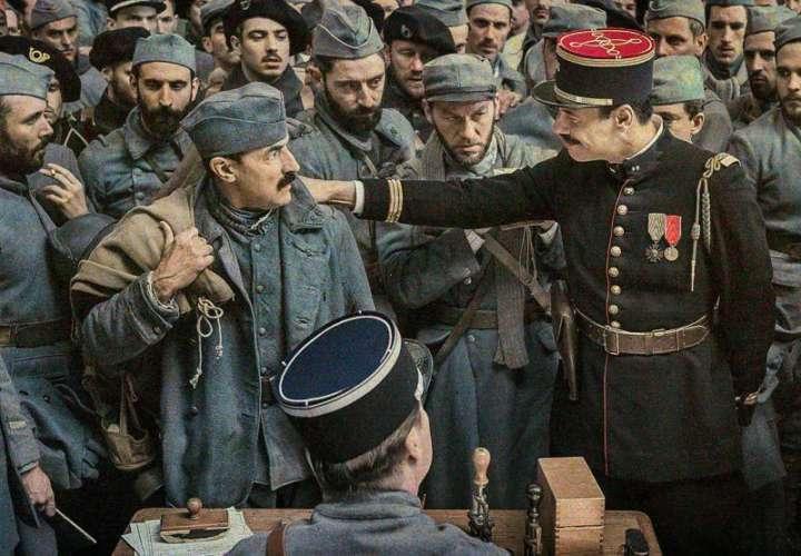 Nos Vemos no Paraíso conta a história de dois soldados de exércitos opostos na 1ª Guerra Mundial que viram amigos