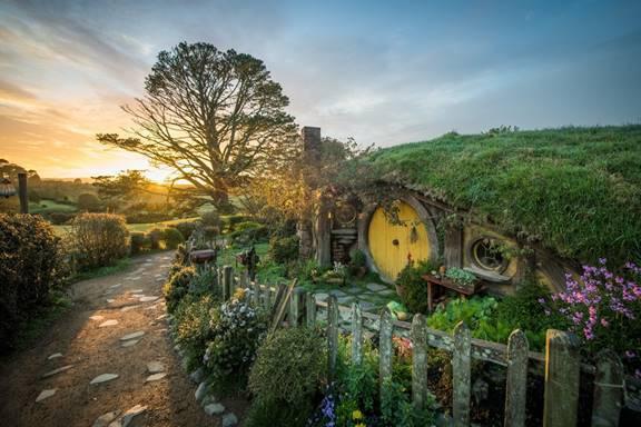 Hobbiton, Nova Zelândia
