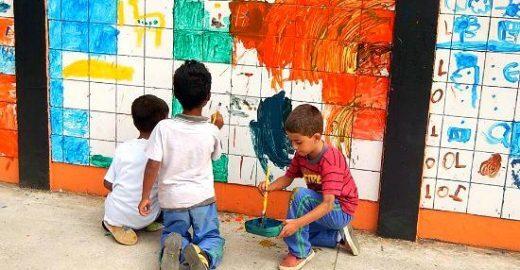 Mostra identifica projetos que valorizam as expressões infantis