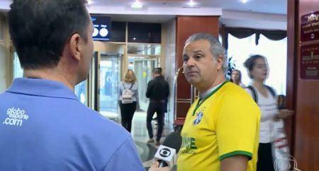 brasileiro acusado de assedio diz: vamos para cima dessa mulher