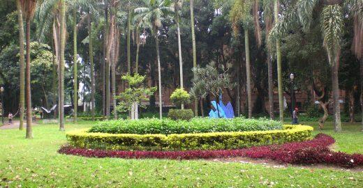 Trilha monitorada no Parque Jardim da Luz acontece em novembro