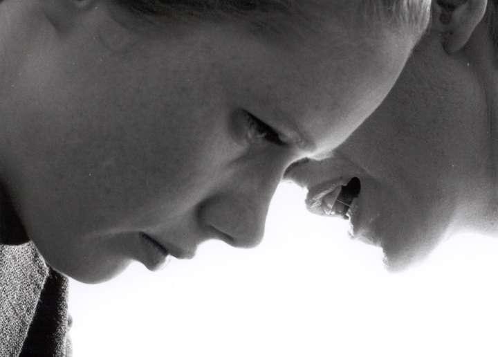 Persona foi o primeiro filme de Bergman com a atriz Liv Ullmann