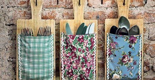 8 ideias para reutilizar objetos e deixar a cozinha mais criativa