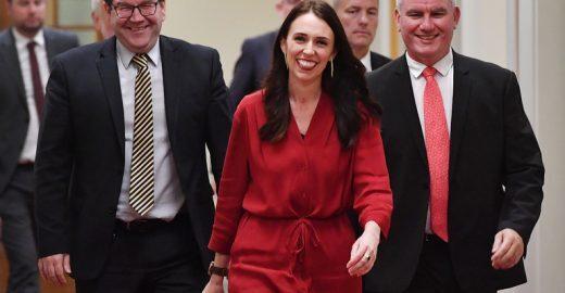 Líder e mãe: primeira-ministra da Nova Zelândiaanuncia gravidez