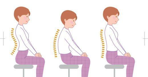 5 problemas que você pode ter por conta da má postura