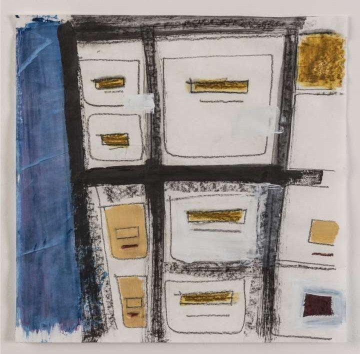 Obra de Renata Pelegrini ntegra a exposição