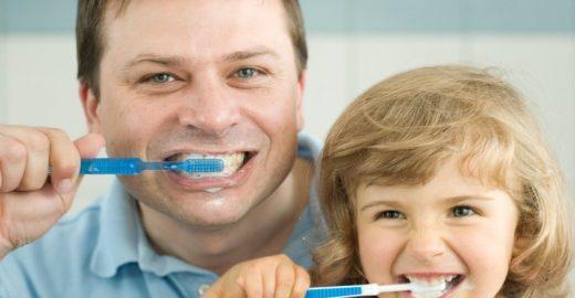 Qual foi a última vez que você foi ao dentista?