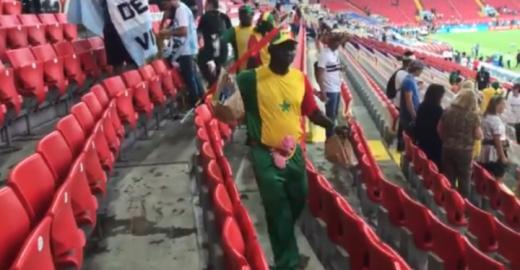 Senegal não venceu apenas o jogo nesta Copa do Mundo