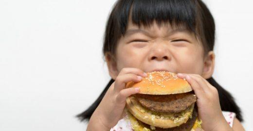 Pesquisa revela: publicidade de junk food faz crianças comerem mais alimentos não saudáveis