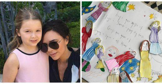 Victoria Beckham é acusada de educar filha com padrões sexistas