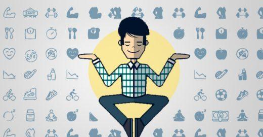 7 dicas simples para ter uma vida mais equilibrada