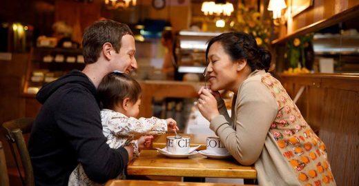 Mark Zuckerberg diz que vai tirar 2 meses de licença-paternidade