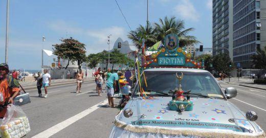 'Art Truck' leva intervenção artística para os Jardins do MAM