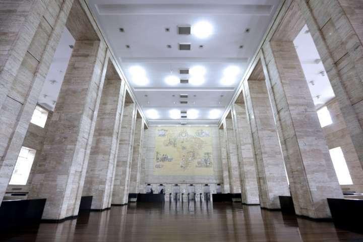 Saguão do Edifício Matarazzo