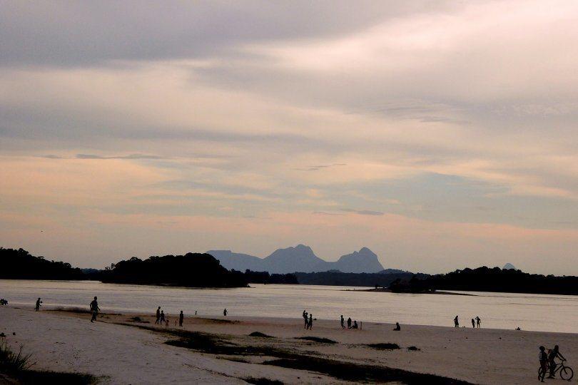 A ideia de desenvolver um roteiro turístico na região das Serras de Tapuruquara partiu dos próprios moradores