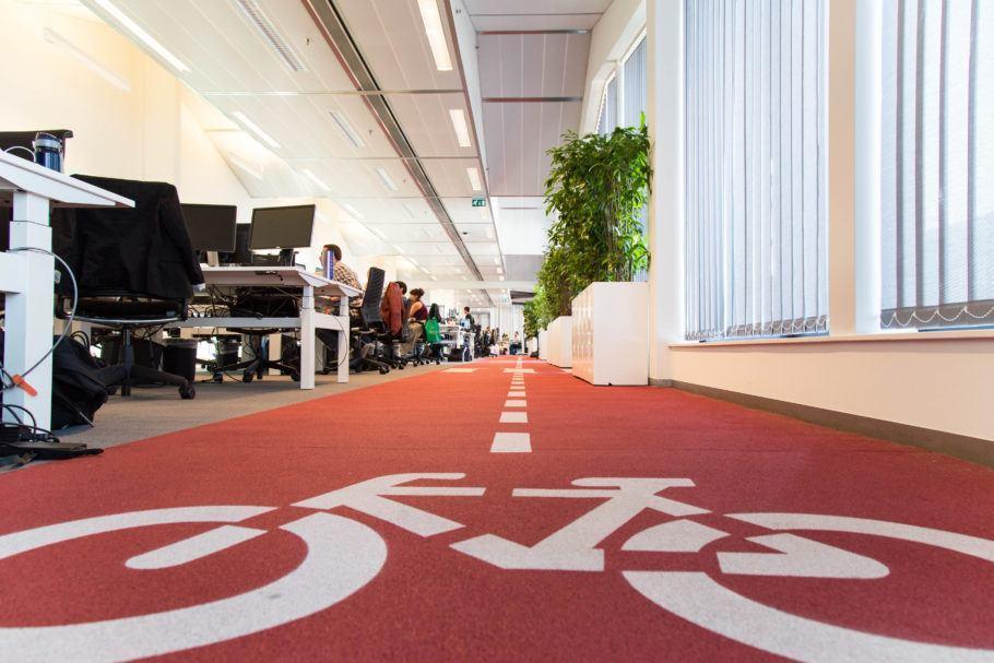 Sede da Booking em Amsterdã; empresa tem mais de 17.000 funcionários espalhados pelo mundo