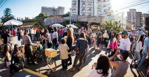 Shows gratuitos agitam a Vila Madalena no final de semana. Com direito a desconto no táxi