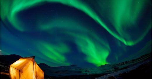Saiba como ver a aurora boreal no Canadá