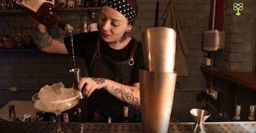 Bar no Bixiga serve drinks inspirados em doces italianos