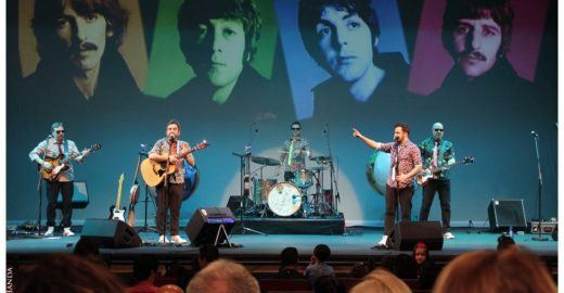 Beatles Para Crianças mistura rock e forró em arraial julino