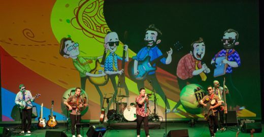 Beatles Para Crianças faz show GRÁTIS ao ar livre em SP