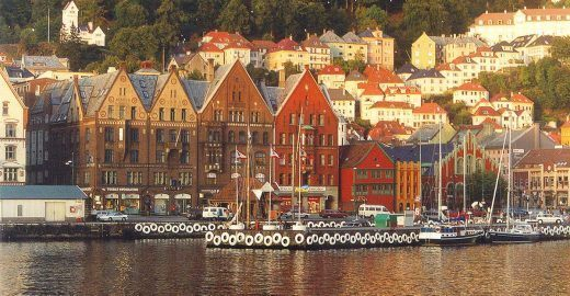 Bergen, talento norueguês