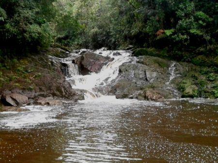 Cachoeira do Sagui