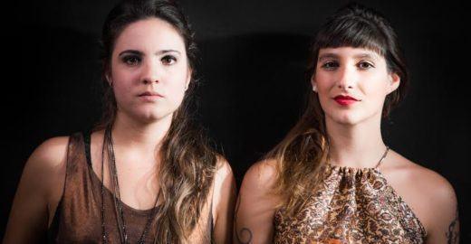 Camila Garófalo e TIKA levam seu rock and roll à Casa do Mancha