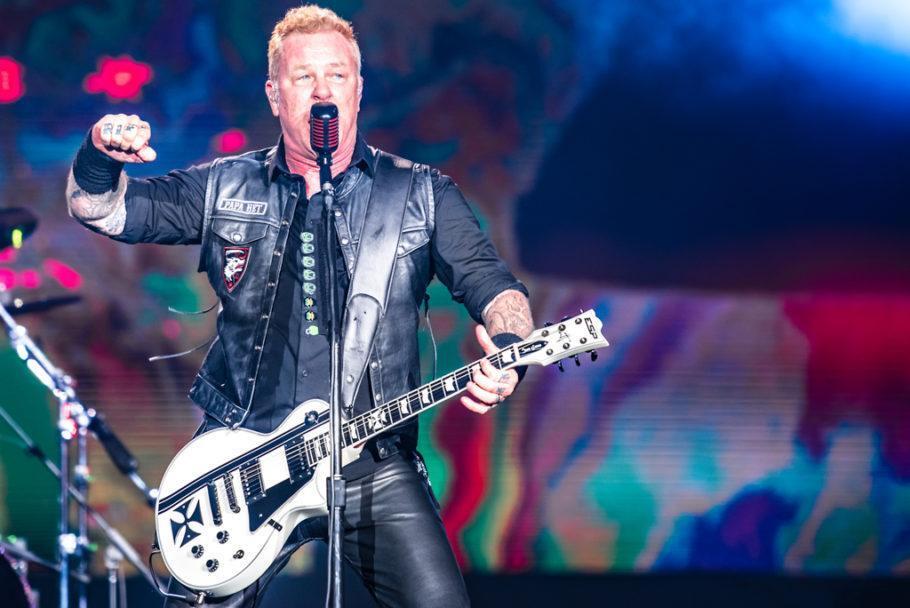 Metallica por Fernando Pires