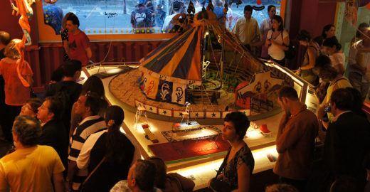 Centro de Memória do Circo: um lugar para vivenciar a magia