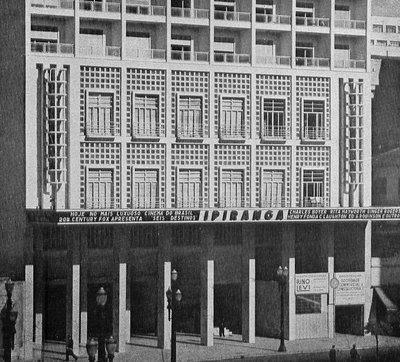 Cine Ipiranga 1943 - São Paulo