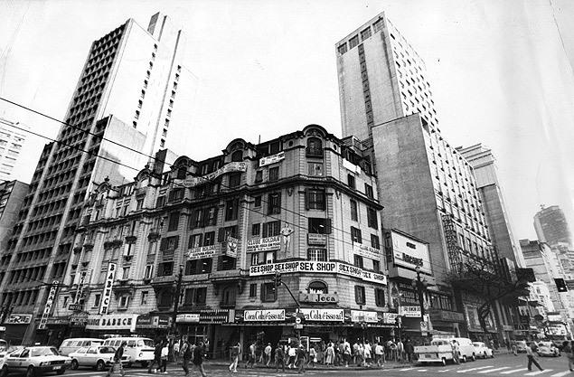 Cine Ipiranga em 1987