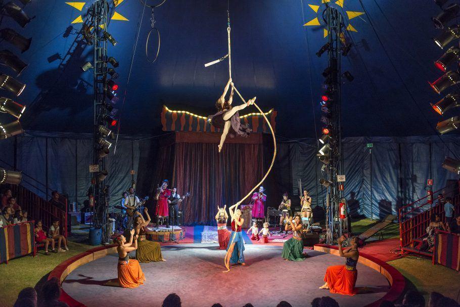 Circo Zanni se apresenta no teatro do Sesc Vila Mariana entre 6 e 9 de julho