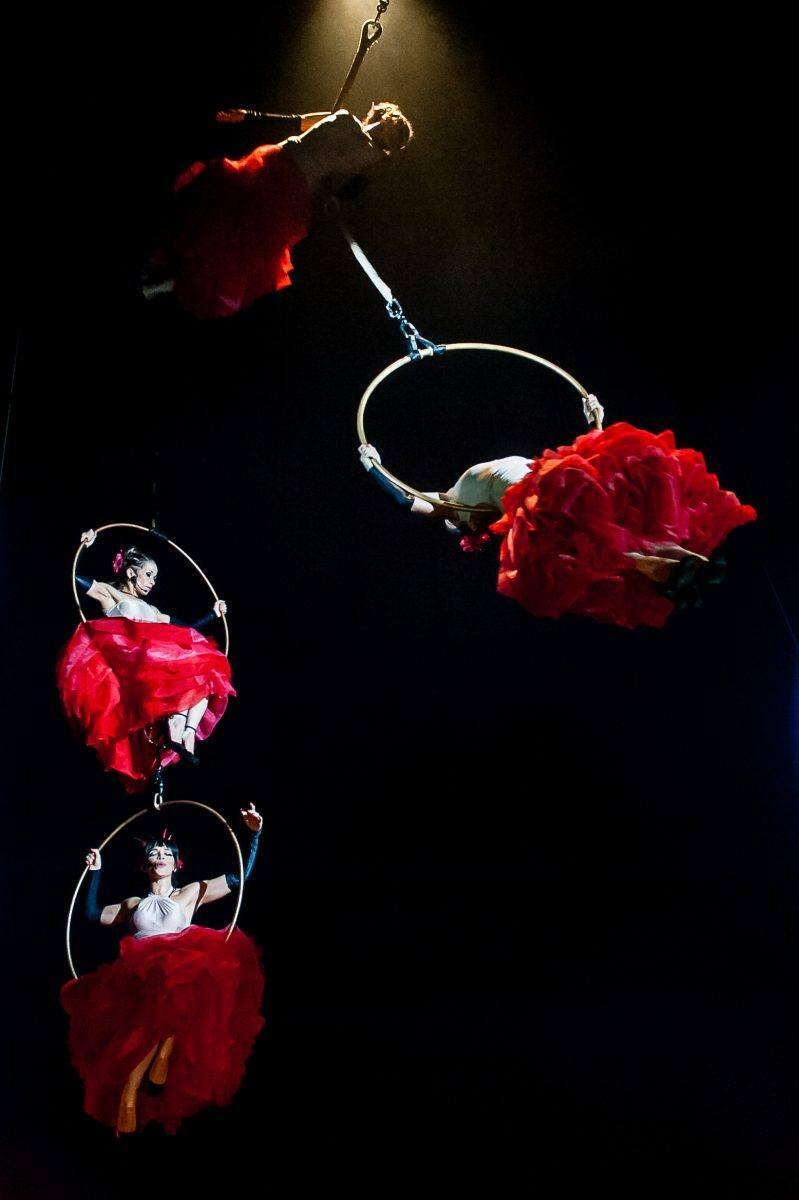 Circo Zanni nasceu em 2004 com a proposta de retomar a tradição de apresentações em lona nos centros urbanos