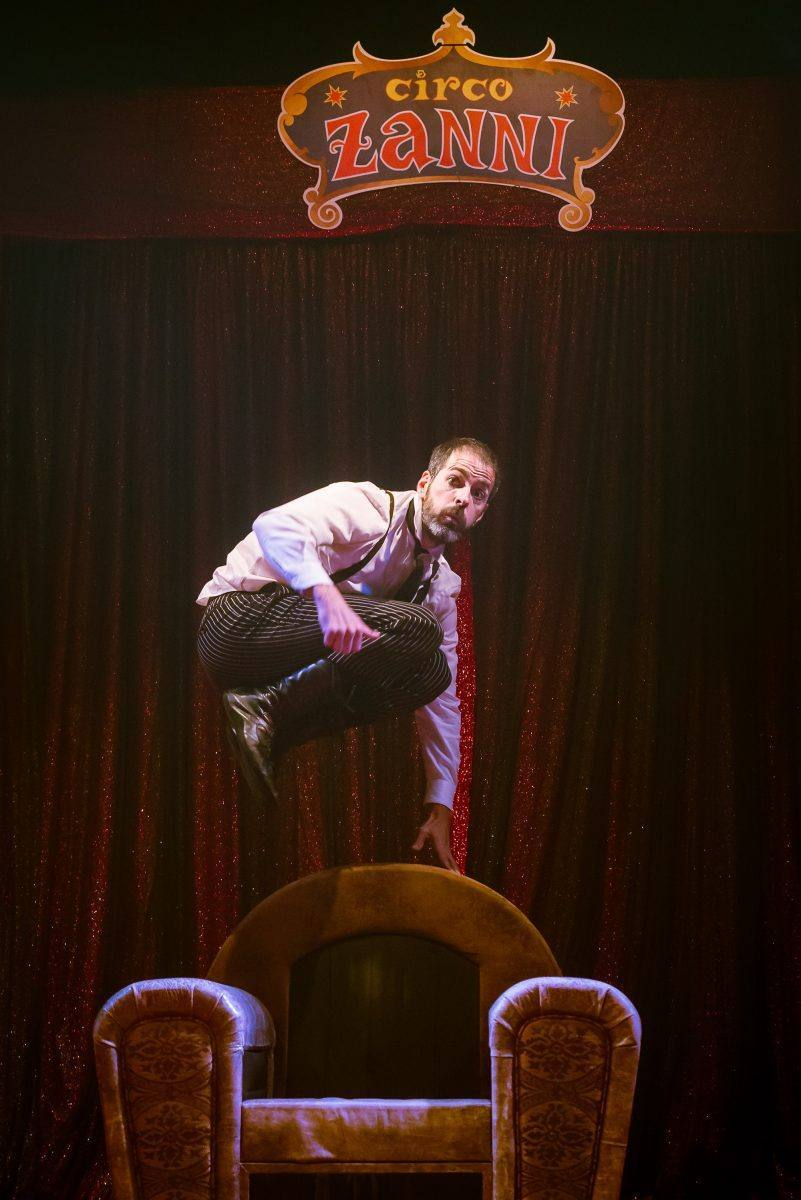 Circo Zanni se apresenta no Sesc Vila Mariana entre 6 e 9 de julho