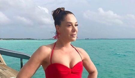 Claudia Raia foi acusada de atuar ilegalmente como profissional de educação física